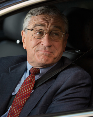 The Intern, Robert De Niro Background for Nokia Asha 306