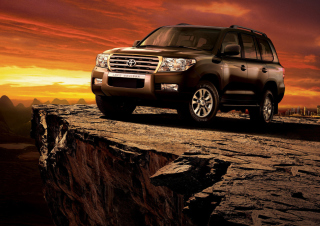 Toyota Land Cruiser Wallpaper for Android, iPhone and iPad