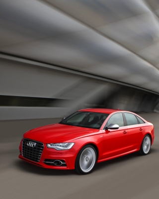 Free Audi S6 Picture for iPhone 6
