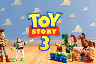 Toy Story 3 Background for Android, iPhone and iPad