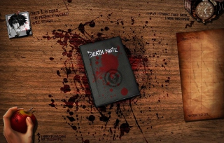 Free Death Note Picture for HTC EVO 4G