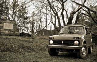 Free Lada Niva - VAZ-2121 Picture for Android, iPhone and iPad