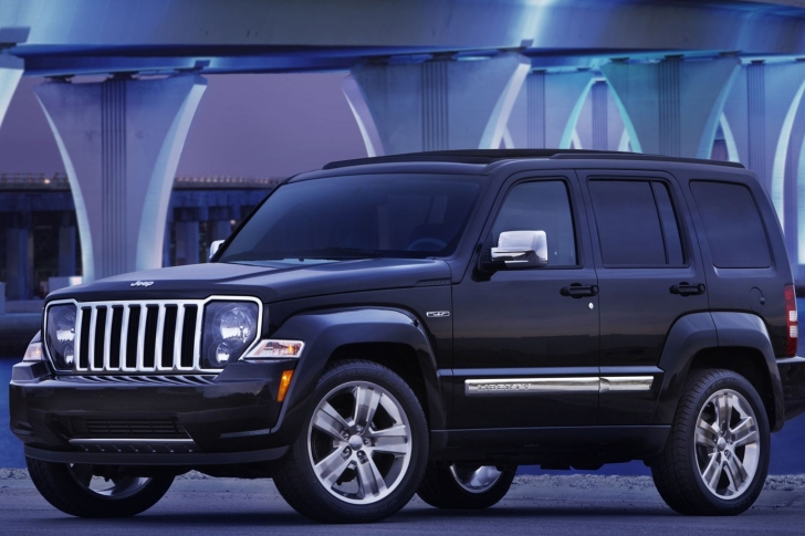 Jeep Liberty Sport wallpaper