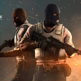 Counter Strike Global Offensive sfondi gratuiti per iPad 3