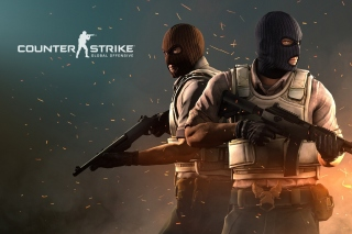 Counter Strike Global Offensive sfondi gratuiti per 480x400