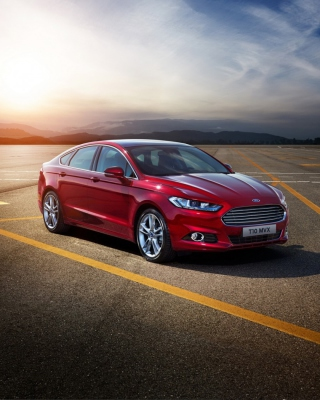 Ford Mondeo 2015 Picture for Nokia 5800 XpressMusic