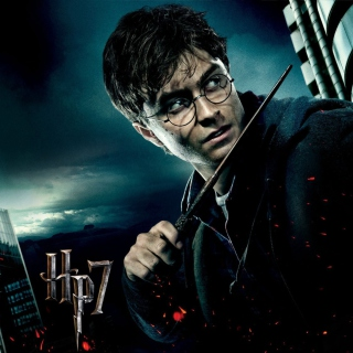 Harry Potter And The Deathly Hallows Part-1 - Obrázkek zdarma pro 208x208