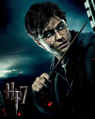 Harry Potter And The Deathly Hallows Part-1 - Obrázkek zdarma pro Nokia C-5 5MP