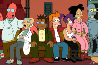 Futurama sfondi gratuiti per cellulari Android, iPhone, iPad e desktop