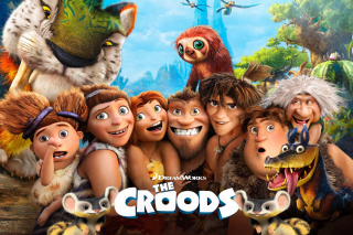 The Croods sfondi gratuiti per Fullscreen Desktop 1024x768