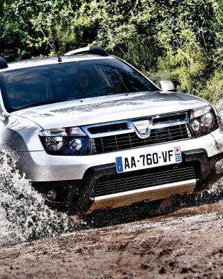 Dacia Duster Background for Nokia C2-06
