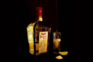 El puente Viejo Tequila with Salt Background for 1400x1050