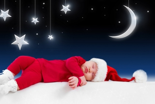 Santa Baby Picture for Android, iPhone and iPad