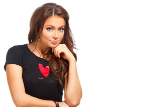 Nastasya Samburskaya Actress Picture for Android, iPhone and iPad