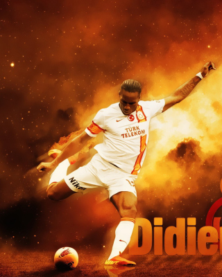 Didier Drogba Picture for HTC Titan