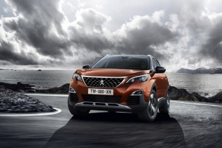 Peugeot 3008 Crossover Wallpaper for Android, iPhone and iPad