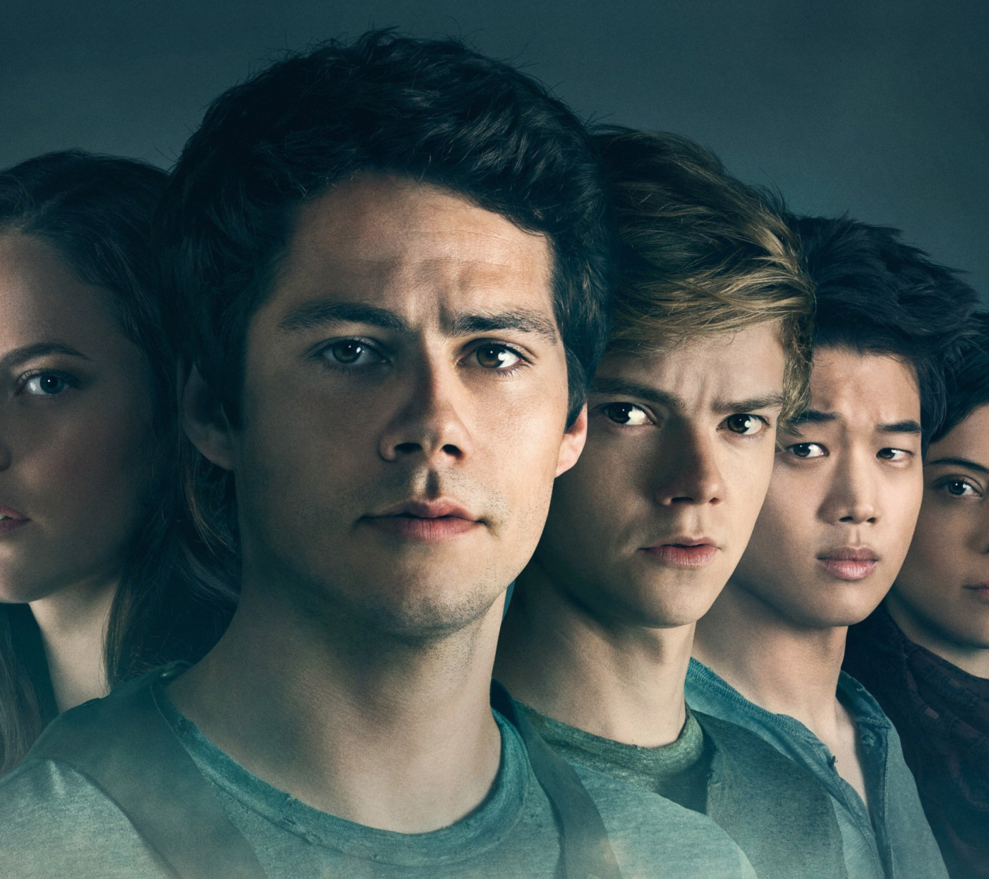 Screenshot №1 pro téma Maze Runner The Death Cure 2018 1440x1280