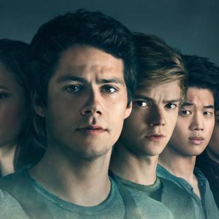 Kostenloses Maze Runner The Death Cure 2018 Wallpaper für 320x320