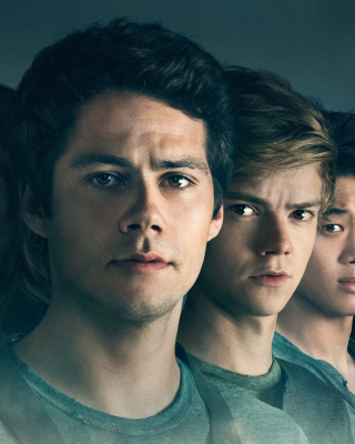 Maze Runner The Death Cure 2018 papel de parede para celular para iPhone 6