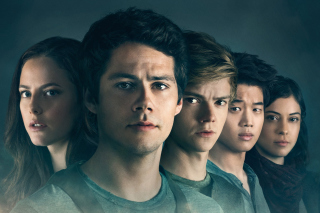 Maze Runner The Death Cure 2018 Wallpaper for 1024x600