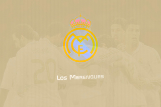 Real Madrid Los Merengues Background for Android, iPhone and iPad