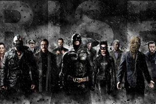 Batman - The Dark Knight Rises sfondi gratuiti per cellulari Android, iPhone, iPad e desktop