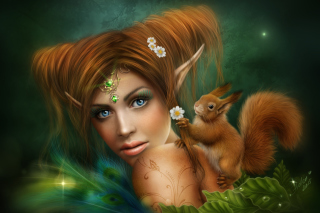 Elf Picture for Android, iPhone and iPad