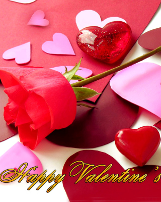 Happy Valentines Wallpaper for Nokia Lumia 925