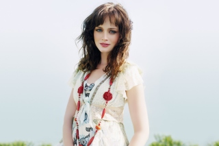 Alexis Bledel Wallpaper for Android, iPhone and iPad