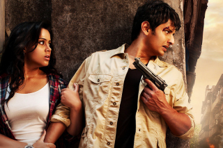 Jiiva and Thulasi Nair in Yaan sfondi gratuiti per cellulari Android, iPhone, iPad e desktop