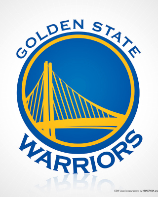 Golden State Warriors, Pacific Division - Obrázkek zdarma pro 640x960