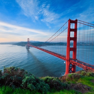 San Francisco, Golden gate bridge sfondi gratuiti per iPad mini