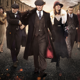 Peaky Blinders Tv Series sfondi gratuiti per iPad mini