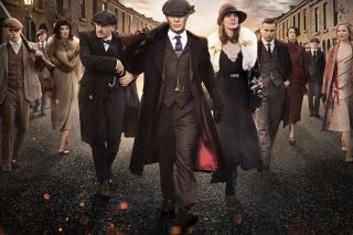 Peaky Blinders Tv Series sfondi gratuiti per LG P700 Optimus L7