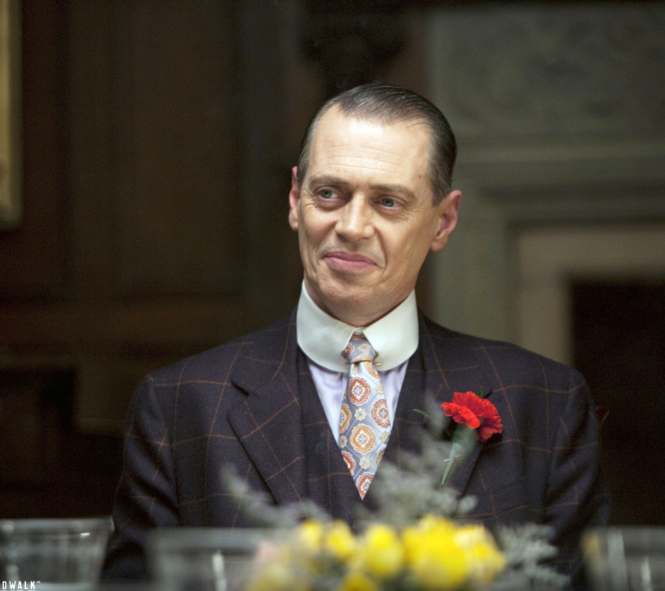 Screenshot №1 pro téma Boardwalk Empire - Steve Buscemi 960x854