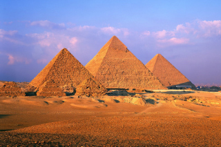 The Great Pyramid Background for Android, iPhone and iPad