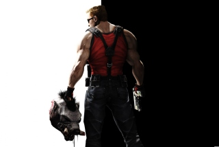 Duke Nukem Forever Wallpaper for Motorola DROID 3
