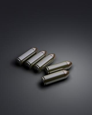 Bullets Background for Nokia C-5 5MP