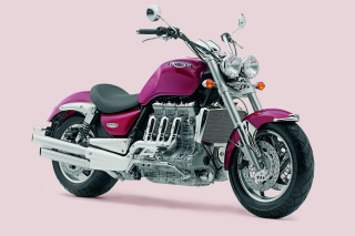 Triumph Rocket III Wallpaper for Android, iPhone and iPad
