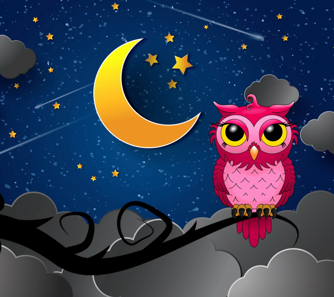 Silent Owl Night para Motorola RAZR XT910