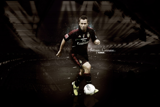 Antonio Cassano Wallpaper for Android, iPhone and iPad