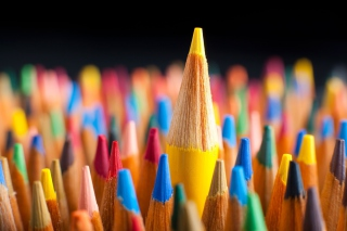 Free Colored pencils Picture for Desktop 1280x720 HDTV