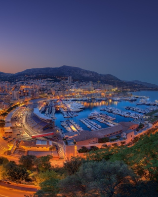 Free Monaco Grand Prix Picture for Nokia Asha 311