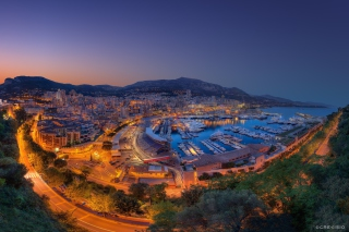 Free Monaco Grand Prix Picture for Samsung Galaxy S5
