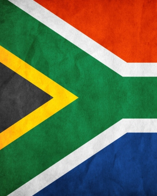 South Africa Flag Background for Nokia Lumia 928