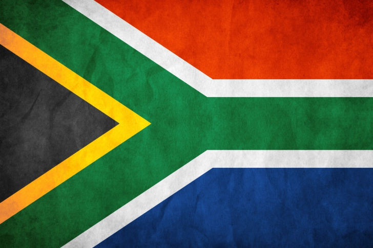 Screenshot №1 pro téma South Africa Flag