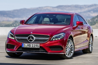 Mercedes Benz CLS sfondi gratuiti per cellulari Android, iPhone, iPad e desktop