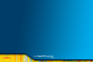 Intel Core i7 Processor Wallpaper for Android, iPhone and iPad