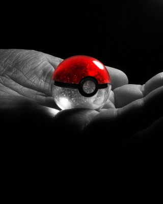 Pokeball Background for Nokia C1-01