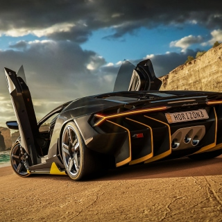 Forza Horizon 3 Racing Game sfondi gratuiti per iPad mini